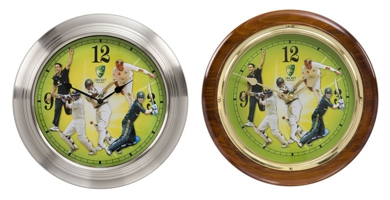 Cricket Australia Clock