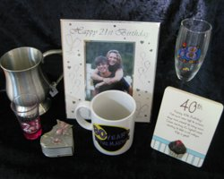 Birthday Giftware