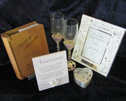 Engagement, Wedding & Anniversary Giftware